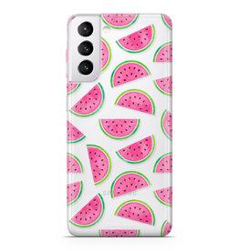FOONCASE Samsung Galaxy S21 - Watermelon