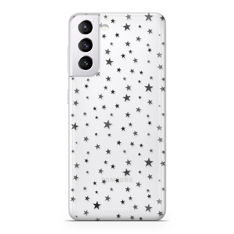 FOONCASE Samsung Galaxy S21 Plus Handyhülle - Sterne