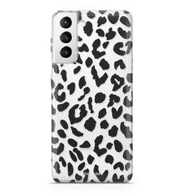 FOONCASE Samsung Galaxy S21 Plus - Leopard
