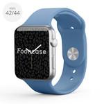 FOONCASE Apple Watch Series (1 t/m 6 / SE) - Denim - 42/44mm