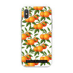 FOONCASE Iphone XS - Botanic Manderin