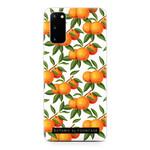Samsung Galaxy S20 - Botanic Manderin
