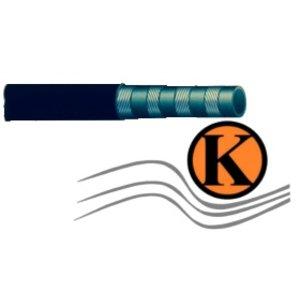 Hydraulikschlauch für Hochdruckanwendung DN 12, nach EN 856-4SP