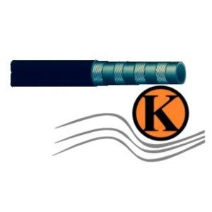 Hydraulikschlauch für Hochdruckanwenundungen DN 19, nach EN 856-4SH
