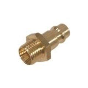 Kupplungsstecker mit Anschlussgewinde AG NW 7,2