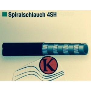 Hydraulikschlauch für Hochdruckanwenundungen DN 51, nach EN 856-4SH