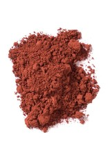 Children's natural Earth Paint by Color red