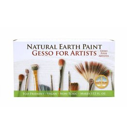 Natural Earth Paint Gesso kit