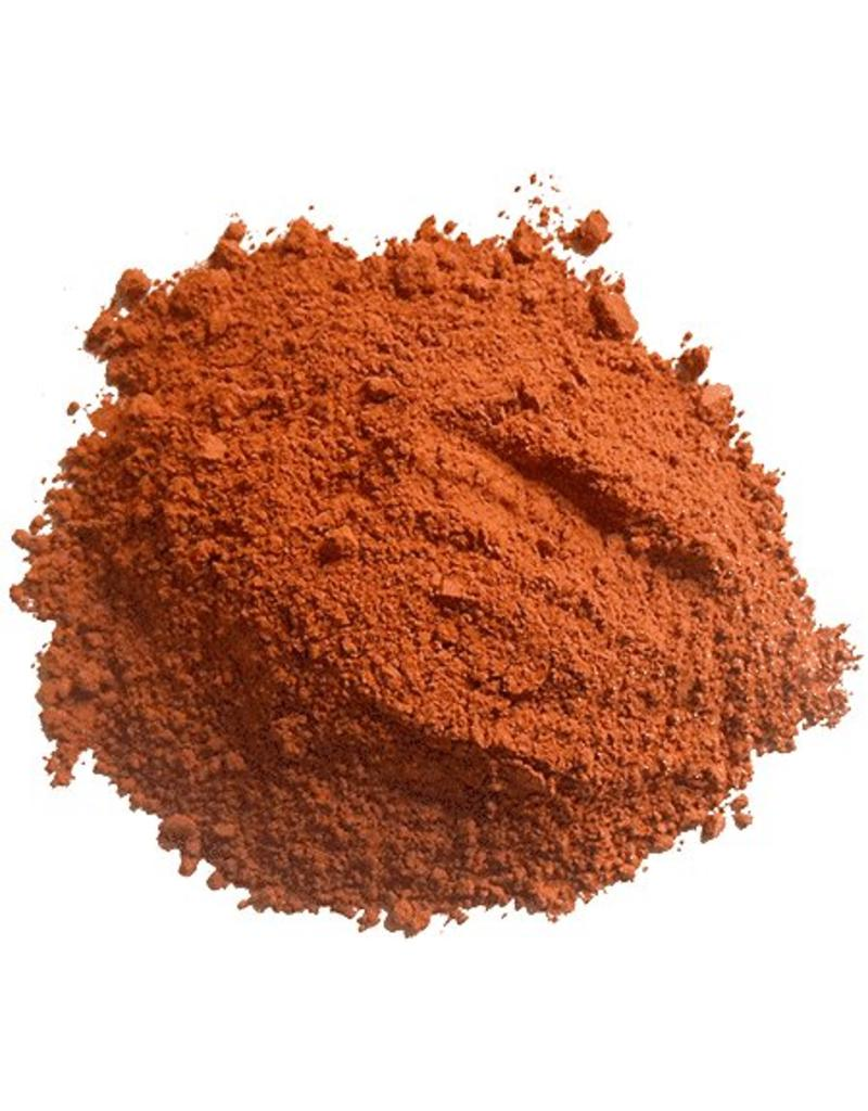 Natural Earth Oil paint made of earth and minerals Mummy Red