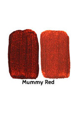 Natural Earth Oil paint Mummy Red made of earth and mineral pigments.