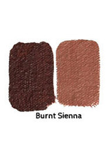 Natural Earth Paint aarde-pigment Burnt Sienna voor olieverf