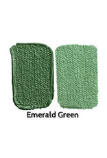 Natural Earth Oil paint made of earth and minerals Emerald Green