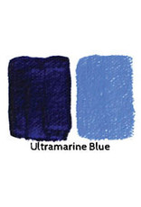 Natural Earth Oil paint made of earth and minerals Ultramarine Blue