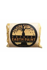 Natural Earth Oil paint made of earth and minerals Raw Sienna