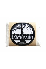 Natural Earth Oil paint made of earth and minerals Titanium White