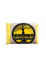 Natural Earth Oil paint made of earth and mineral pigments Brilliant Yellow.