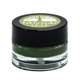 Natuurlijke schmink kleur groen