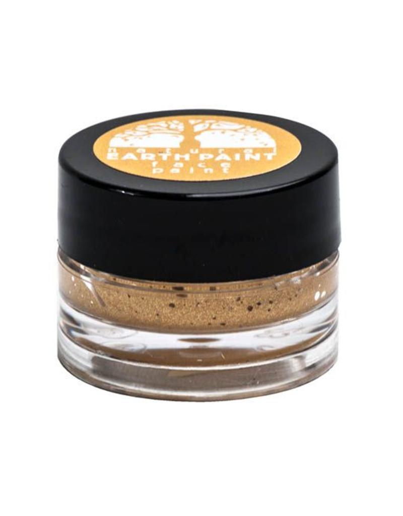 Natural Face/Body Paint Individual jar gold