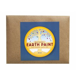 Children's Earth Paint by Colour blue