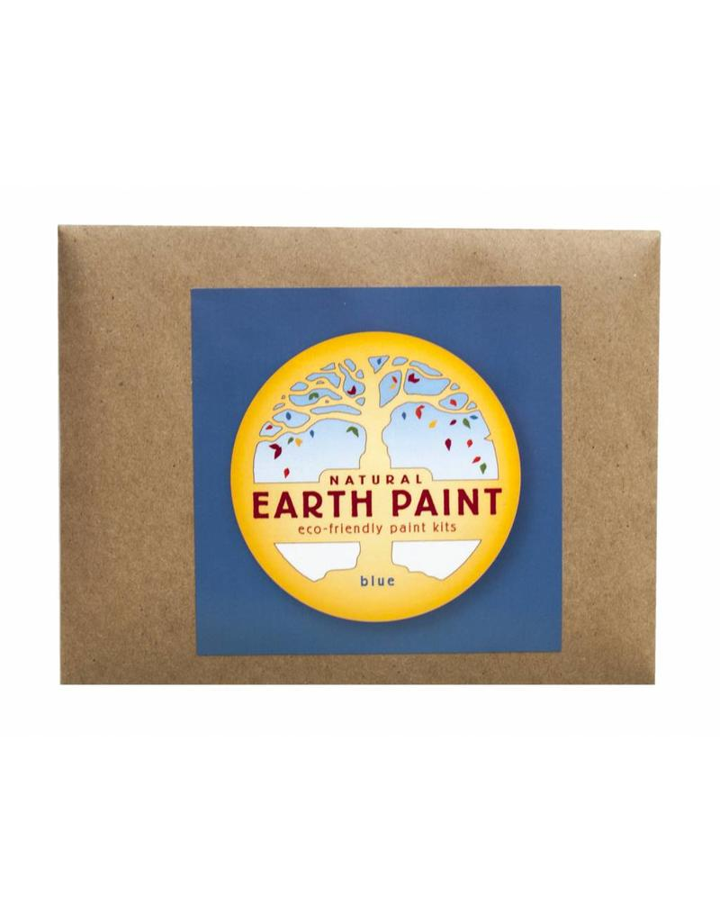 Ecologische kinderverf professionele waterverf per kleur blauw