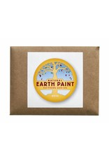 Children's natural Earth Paint by Color white