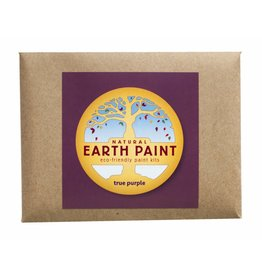 Children's Earth Paint by Colour - purple