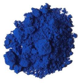 Bulk olieverf pigment Ultramarine Blue