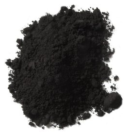 Bulk oil paint pigment Black Ochre