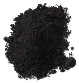 Bulk olieverf pigment Black Ocher