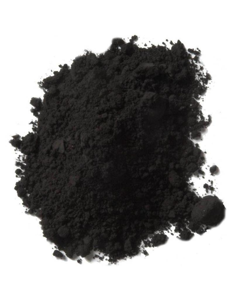 Bulk olieverf pigment kleur Black Ocher