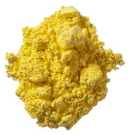 Bulk oil paint pigment Brilliant Yellow