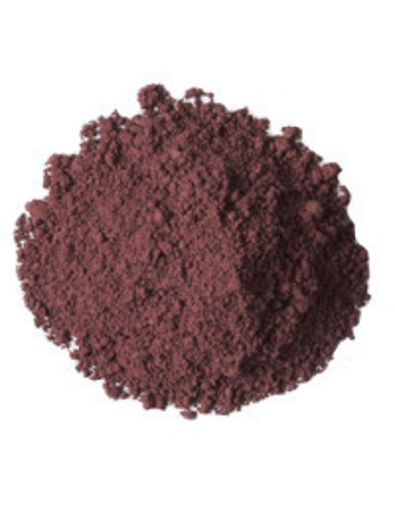 Bulk olieverf pigment kleur Paarse Oker