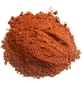 Bulk oil paint pigment Mummy Red