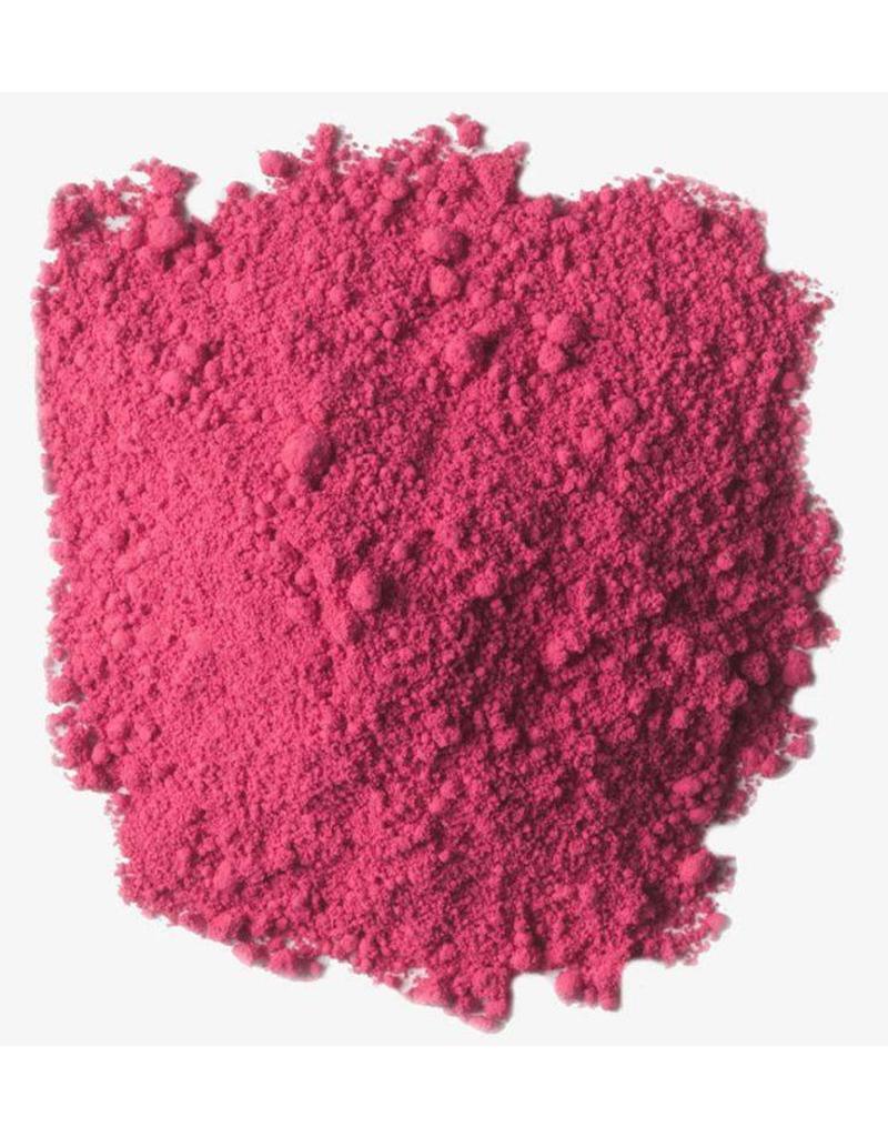 Bulk olieverf pigment kleur Mayan Rood