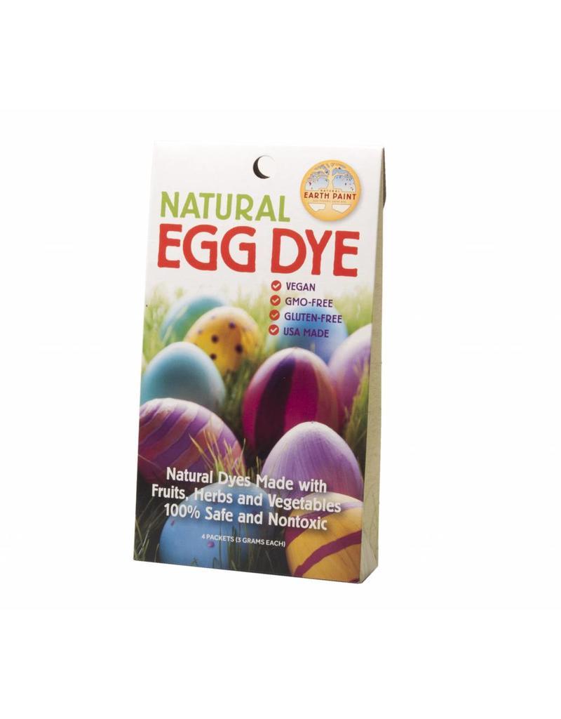Natuurlijke eierverf en voedselkleurstof van fruit en groenten