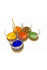 Children's natural Earth Paint Kit Discovery 6 colours