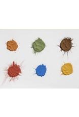 Kinderverf Natural Earth Paint set Discovery voor een liter natuurlijke verf