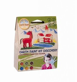 Children's Earth Paint - Kit Discovery