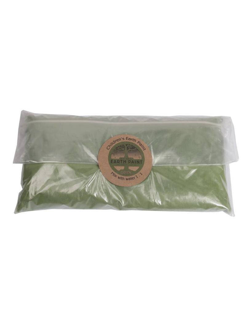 Bulk verpakking voor 4 liter ecologische waterverf groen