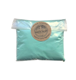 Bulk olieverf pigment Mayan Turquoise