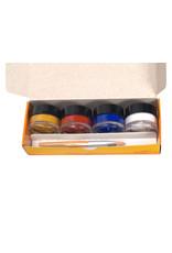 Natural Face Paint Kit Mini - natuurlijke schminkset small