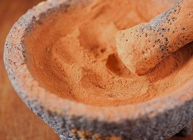 Origin of the pigments
