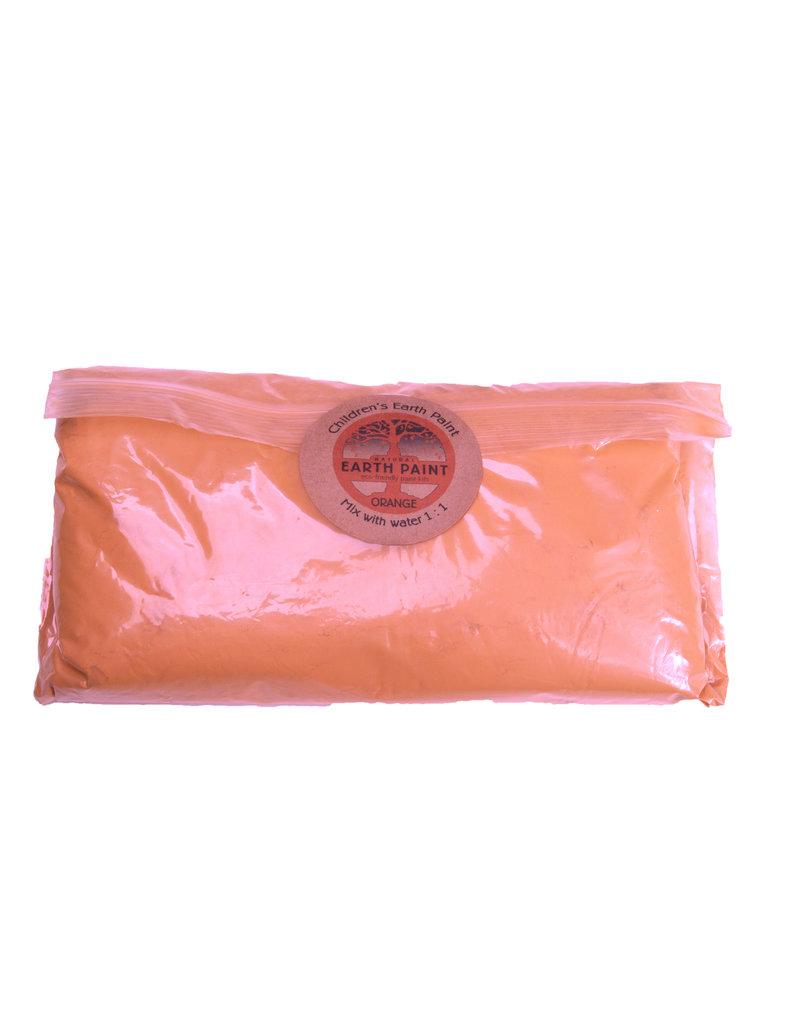 Bulk package for 4 liter children's waterpaint orange