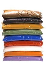 Bulk verpakking voor 4 liter ecologische waterverf oranje