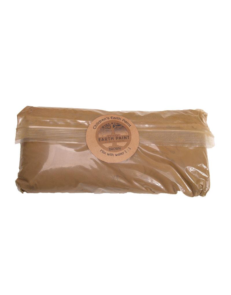 Bulk package for 4 liter children's waterpaint brown