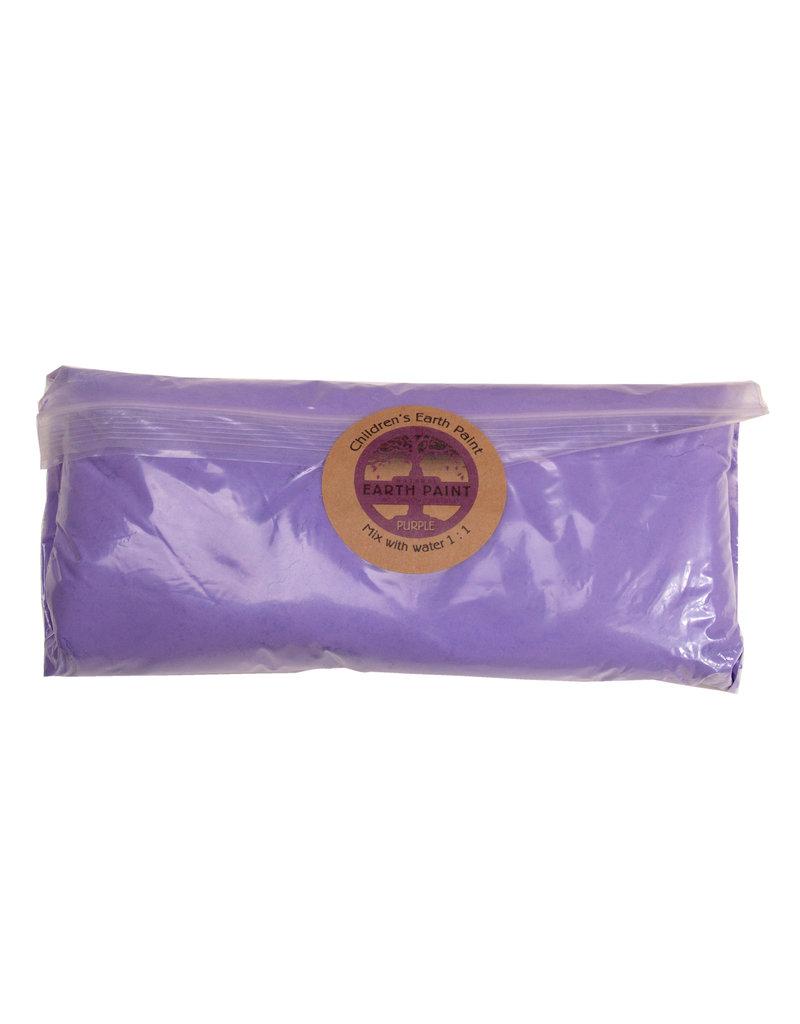 Bulk package for 4 liter children's waterpaint purple