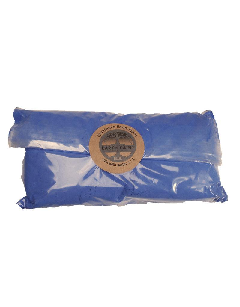Bulk verpakking voor 4 liter ecologische waterverf blauw