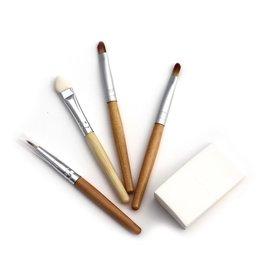 Eco Make-up Applicator Set