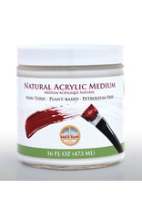 Natural Acrylic Medium - 473 ml