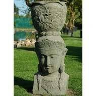 Produkten-products Kepala Pot - Garden statue